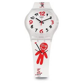 Reloj Swatch Edición especial para enamorados