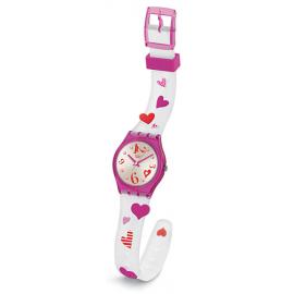 Reloj Swatch Caja en policarbonato