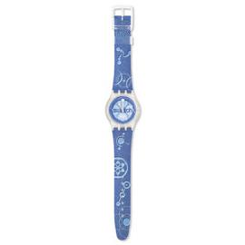 Reloj Swatch discos rotativos
