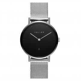Reloj Meller Astar Black Silver 34mm