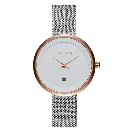 Reloj Meller Niara Dag Silver 34mm