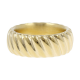 Anillo Twisted Soave Oro