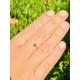 Anillo Oro 18K Estrella Circonita